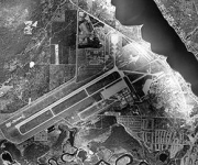 Wurtsmith AFB, scene of an intrusion by an unknown object, or objects, in 1975.