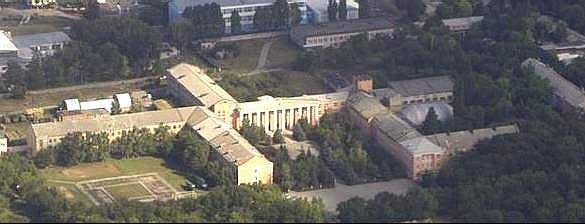 Yeisk Air Force Academy (Credit: wikimapia.org)