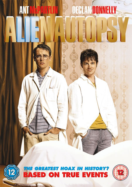 Alien Autopsy movie poster. (Credit: Warner Bros.)