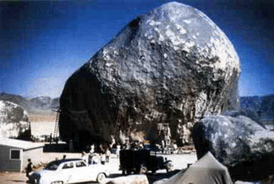 Giant Rock UFO Convention.