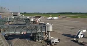 Bremen Airport. (Credit: Jürgen Howaldt/Wikimedia Commons)