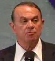 USAF Lt. Col. Charles Halt