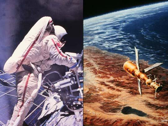 cosmonaut-space-station