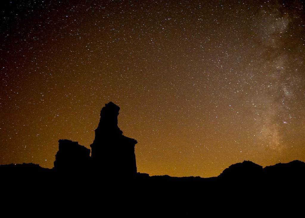 Photo taken as part of Texas Parks & Wildlife Department's Dark Skies program. (Credit: Texas Parks and Wildlife Department)
