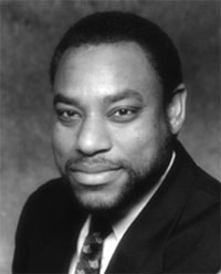 Astronomer Derrick Pitts (Credit: Franklin Insitute)