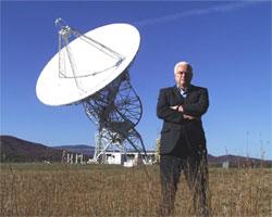 Frank Drake (credit: National Radio Astronomy Observatory)