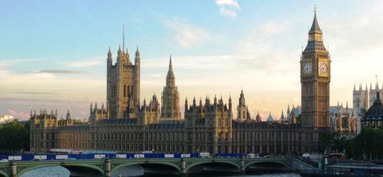 UK House of Parliement