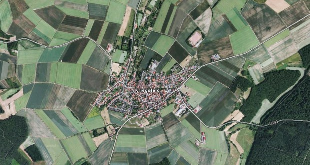 Kriegsfeld, Germany, is a municipality in the Donnersbergkreis district, in Rhineland-Palatinate. (Credit: Google)