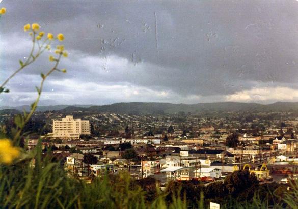 Castro Valley, CA. (Credit: Google)