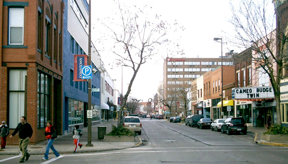Eau Claire, Wisconsin. (Credit: Wikimedia Commons)