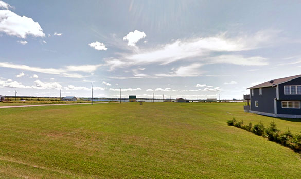 The witness stated that there was a hum in the air during the UFO event. Pictured: Prince Edward Island, Canada. (Credit: Google)