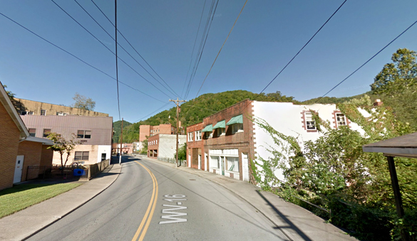 The witness wants to tell his story now before family members die off and the story is forgotten. Pictured: Mullens, WV. (Credit: Google)