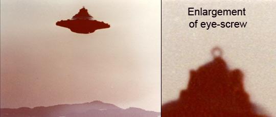 Billy Meier UFO Photo