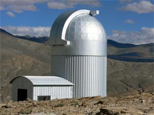 Indian Astronomical Observatory. (Credit: Alin Dev)