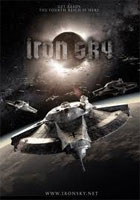 Iron Sky movie poster (credit: Blind Spot Pictures)
