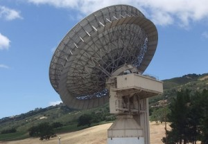 The Jamesburg Earth Station in Carmel, CA.
