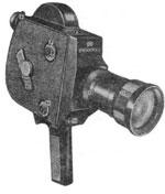 The Krasnogorsk-3 16mm wind-up camera (credit: k3camera.com)