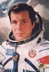 Cosmonaut Yevgeni Khrunov