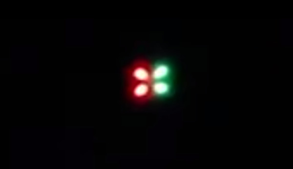 La Serena UFO