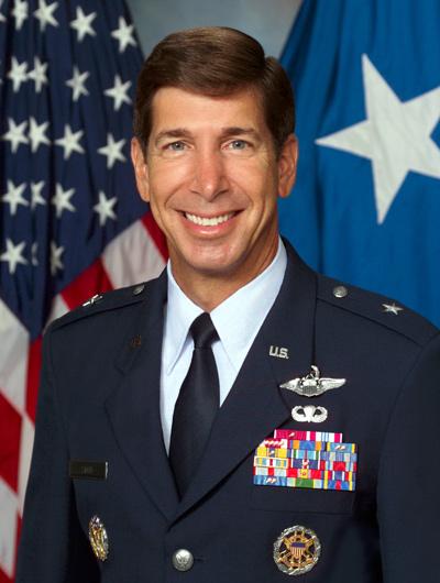 Brigadier General Joseph Lanni (image credit: USAF)