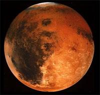 Mars (credit: NASA)