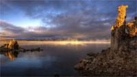 Mono Lake, CA (credit: NASA)