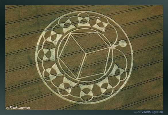 Monument Hill Crop Circle