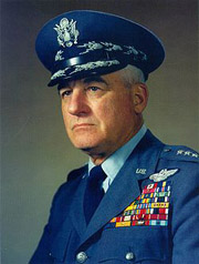 General Nathan Twining, author of the September 23, 1947 memo. He later earned a fourth star and became USAF Chief of Staff -- and then Chairman of the Joint Chiefs of Staff.