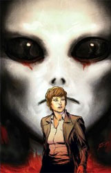 Cover of the graphic novel The Nye Incidents (credit: Devil's Due Publishing)