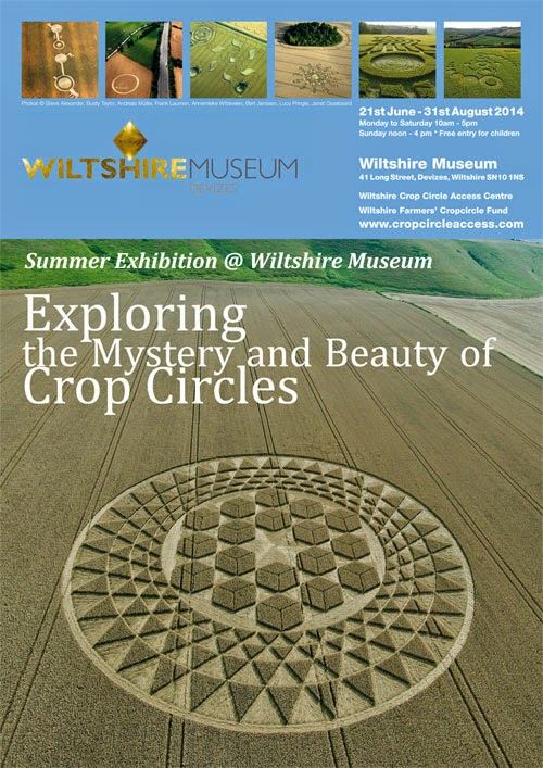 The official poster of the current Summer Exhibition at the Wiltshire Museum in Devizes. (Credit: Wiltshire Museum)
