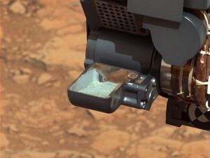 Curiosity Powdered Rock