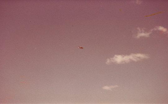 Colfax UFO Photo #1 (credit: UFO Photo Archive)