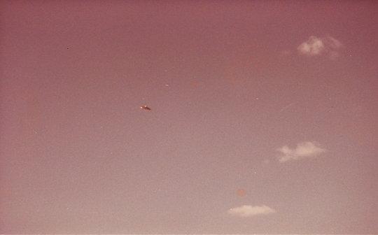 Colfax UFO Photo #2 (credit: UFO Photo Archive)