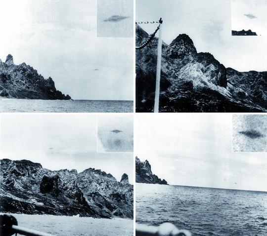 Almiro's UFO photos under dispute.