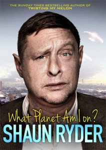 Cover of Shaun Ryder's book. (Credit: Constable)