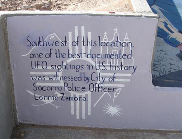 Left side of the memorial. (Credit: Jay Barrymore)