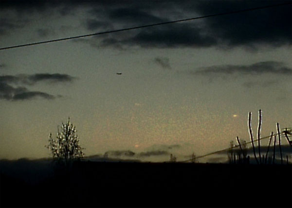 Photo taken by the witness in St Helens. (Credit: St Helens Reporter)