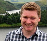 Tim O'Brien (Credit: Jodrell Bank Observatory)