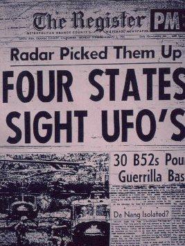 ufo newspaper