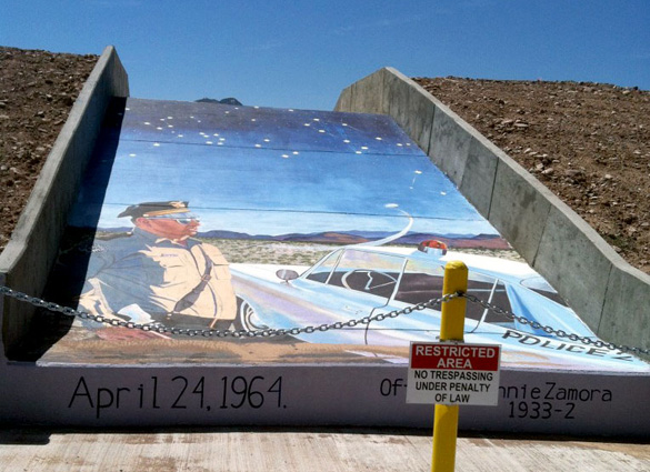 Zamora Memorial, (Credit: consecutivesentences.com)